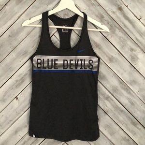 Nike Duke Blue Devils Dri Fit Tank